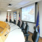 Town of Poughkeepsie Meeting Room Custom Install