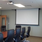 Carlisle Trucking, Recessed Screen, EIKI 4K