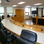 Town of Poughkeepsie Meeting Room Custom Install